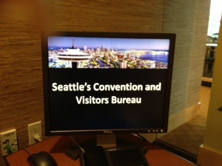 Seattle Convention and Visitor Bureau